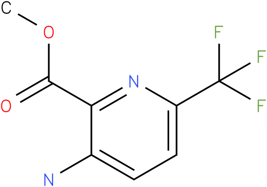 3-Amino-6-trifluoromethyl-pyridine-2-carboxylic acid methyl ester