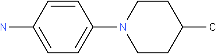 4-(1-Methyl-piperidin-4-yl)-aniline