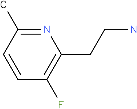 2-(3-Fluoro-6-methyl-pyridin-2-yl)-ethylamine