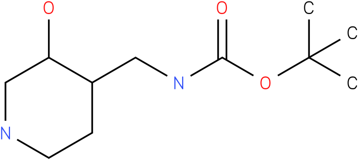 (3-Hydroxy-piperidin-4-ylmethyl)-carbamic acid tert-butyl ester