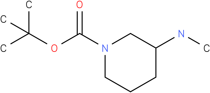 1-N-Boc-3-(R)-Methylamino-piperidine