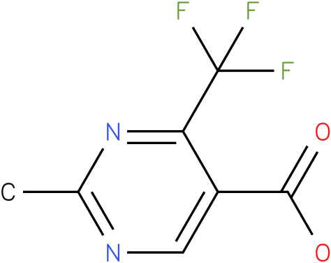 2-Methyl-4-trifluoromethyl-pyrimidine-5-carboxylic acid