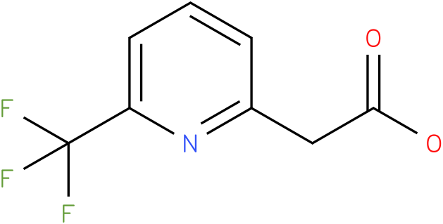 (6-Trifluoromethyl-pyridin-2-yl)-acetic acid