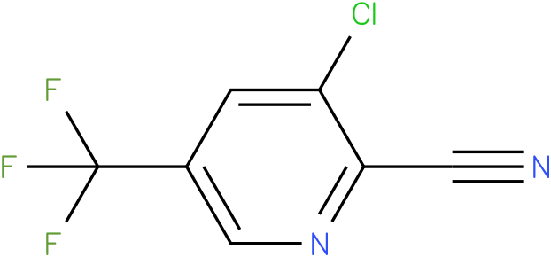 3-Chloro-5-trifluoromethyl-pyridine-2-carbonitrile
