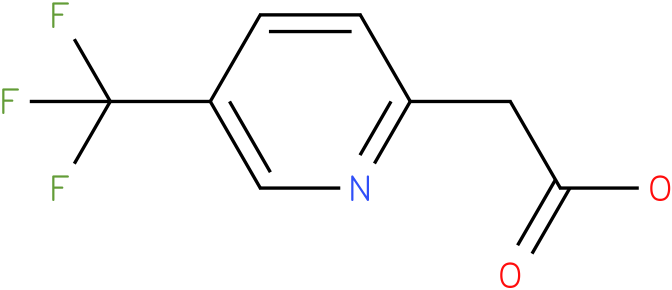 (5-Trifluoromethyl-pyridin-2-yl)-acetic acid