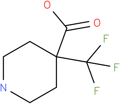 4-Trifluoromethyl-piperidine-4-carboxylic acid