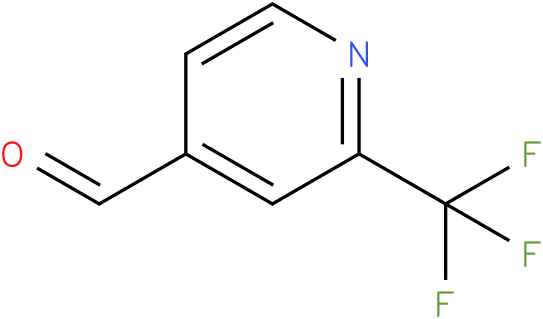 2-Trifluoromethyl-pyridine-4-carbaldehyde