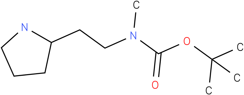 Methyl-(2-pyrrolidin-2-yl-ethyl)-carbamic acid tert-butyl ester