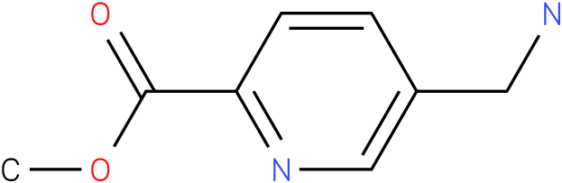 5-Aminomethyl-pyridine-2-carboxylic acid methyl ester