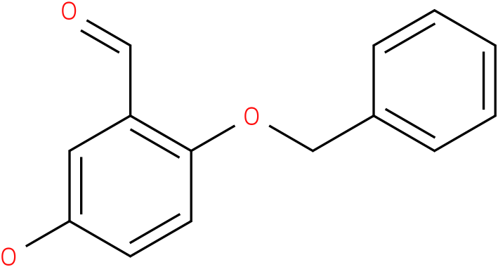 2-Benzyloxy-5-hydroxy-benzaldehyde