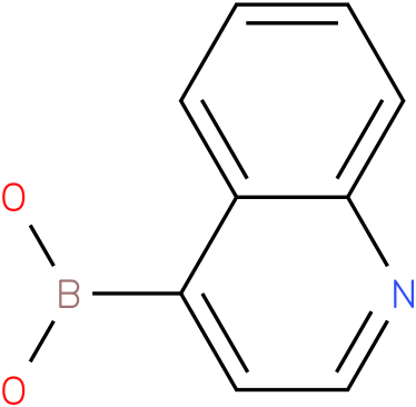 QUINOLINE-4-BORONIC ACID