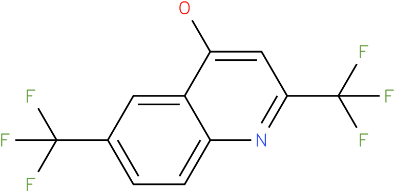 2,6-BIS(TRIFLUOROMETHYL)-4-HYDROXYQUINOLINE
