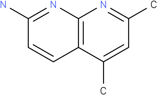 5,7-DIMETHYL[1,8]NAPHTHYRIDIN-2-AMINE