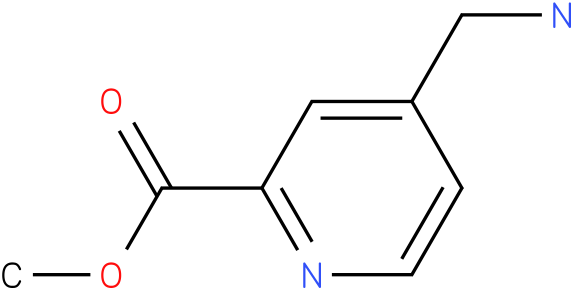 4-Aminomethyl-pyridine-2-carboxylic acid methyl ester