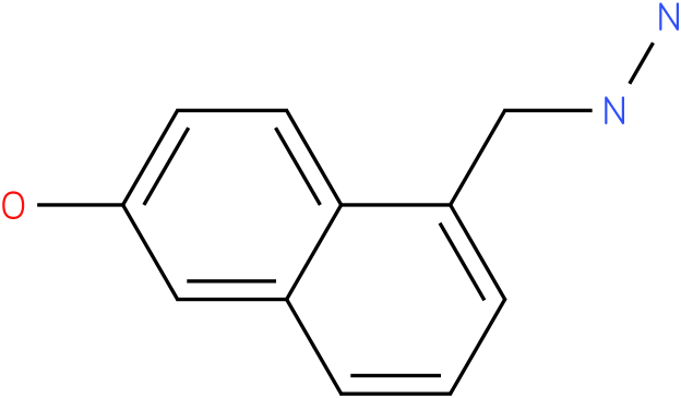 5-Hydrazinomethyl-naphthalen-2-ol