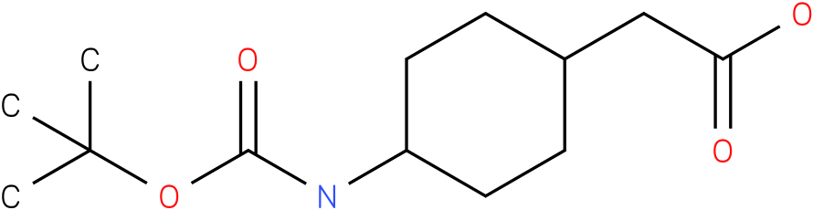 (4-tert-Butoxycarbonylamino-cyclohexyl)-acetic acid