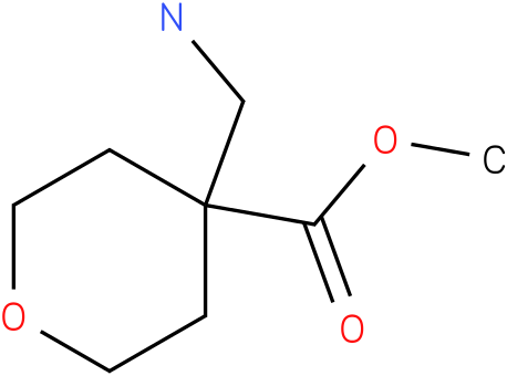 4-Aminomethyl-tetrahydro-pyran-4-carboxylic acid methyl ester