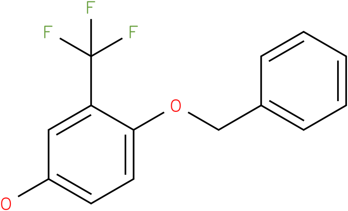 4-Benzyloxy-3-trifluoromethyl-phenol