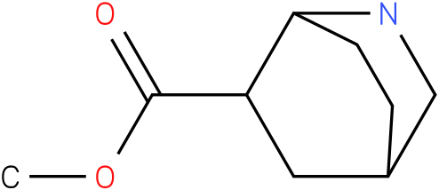 endo-2-aza-bicyclo[2.2.2]octane-6-carboxylic acid methyl ester