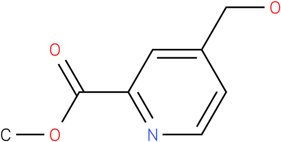 4-Hydroxymethyl-pyridine-2-carboxylic acid methyl ester