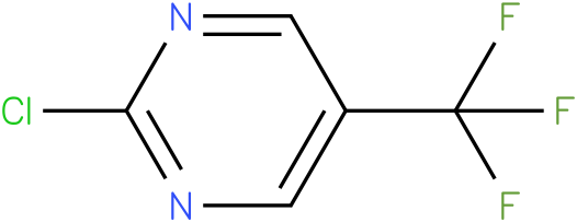2-chloro-5-(trifluoromethyl)pyrimidine