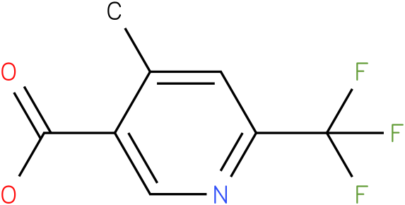 4-Methyl-6-trifluoromethyl-nicotinic acid