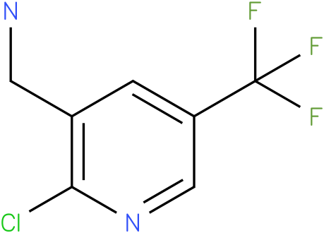 (2-Chloro-5-trifluoromethyl-pyridin-3-yl)-methylamine
