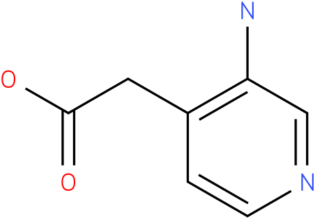 (3-Amino-pyridin-4-yl)-acetic acid