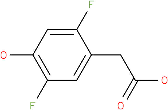 (2,5-Difluoro-4-hydroxy-phenyl)-acetic acid