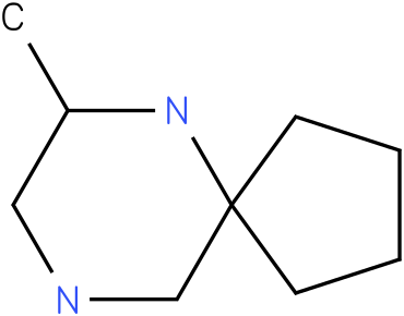 7-Methyl-6,9-diaza-spiro[4.5]decane