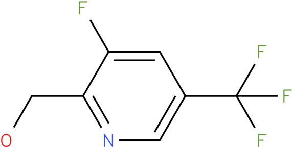 (3-Fluoro-5-trifluoromethyl-pyridin-2-yl)-methanol