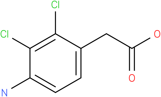 (4-Amino-2,3-dichloro-phenyl)-acetic acid