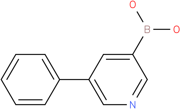5-Phenyl-3-pyridinyl boronic Acid
