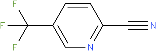5-Trifluoromethyl-pyridine-2-carbonitrile