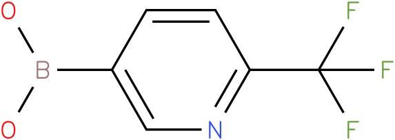 2-(trifluoromethyl)pyridin-5-ylboronic acid