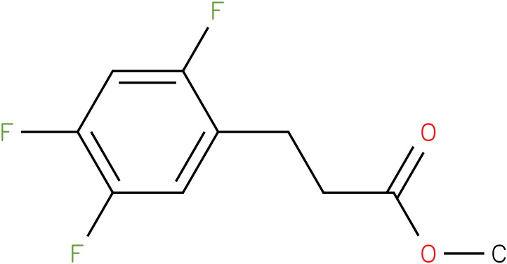 3-(2,4,5-Trifluoro-phenyl)-propionic acid methyl ester