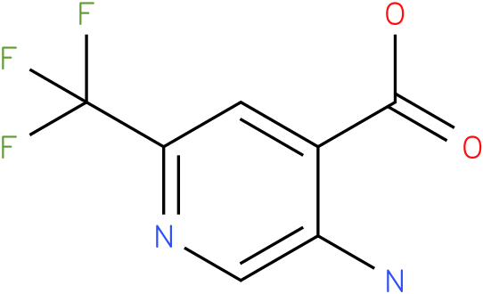 5-Amino-2-trifluoromethyl-isonicotinic acid