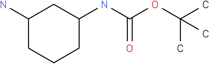 1-N-BOC-1,3-CYCLOHEXYLDIAMINE HCl salt form