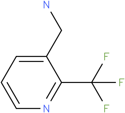 C-(2-Trifluoromethyl-pyridin-3-yl)-methylamine