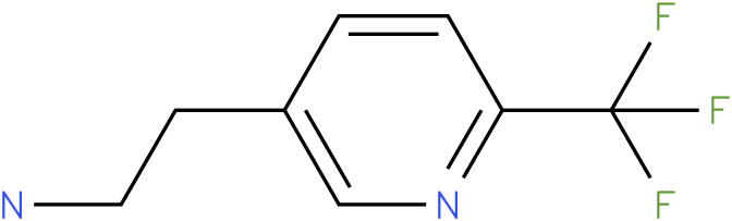 2-(6-Trifluoromethyl-pyridin-3-yl)-ethylamine