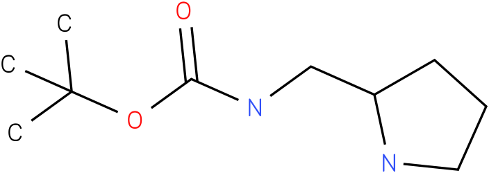 2-(Boc-aminomethyl)pyrrolidine