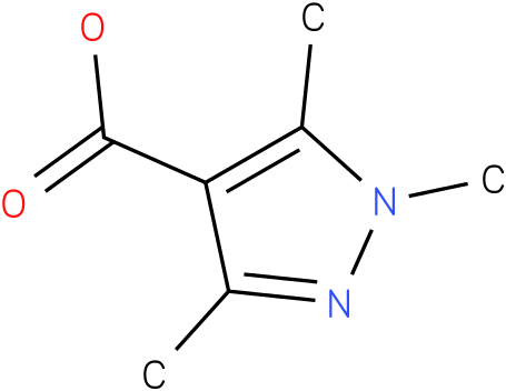 1,3,5-trimethyl-1H-pyrazole-4-carboxylic acid