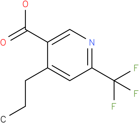 4-Propyl-6-trifluoromethyl-nicotinic acid