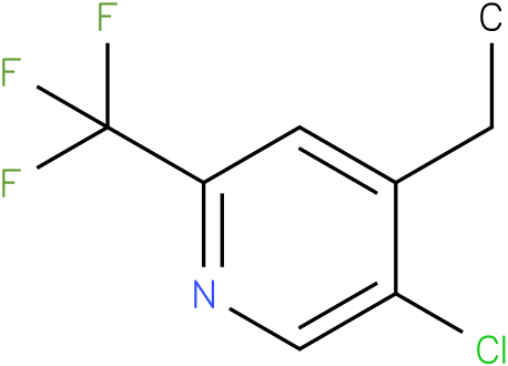 5-Chloro-4-ethyl-2-trifluoromethyl-pyridine