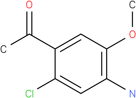 1-(4-Amino-2-chloro-5-methoxy-phenyl)-ethanone