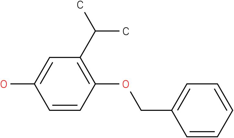 4-Benzyloxy-3-isopropyl-phenol