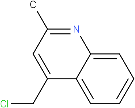 4-Chloromethyl-2-methyl-quinoline