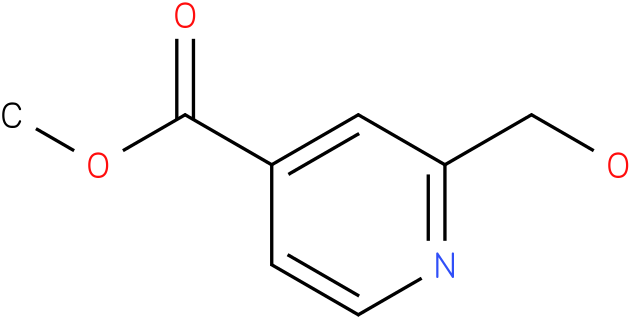 2-Hydroxymethyl-isonicotinic acid methyl ester