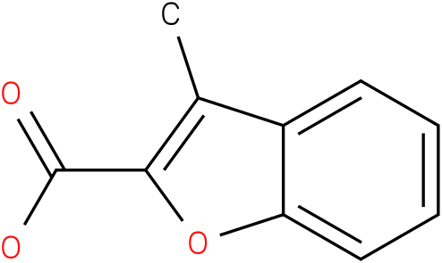 3-Methylbenzofuran-2-carboxylic acid