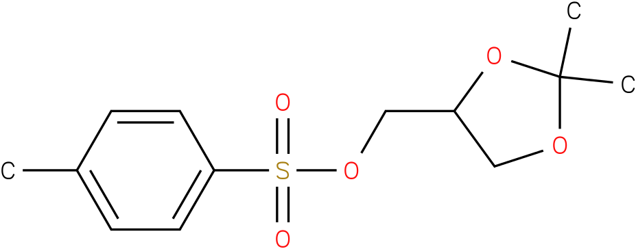 (S)-2 2-Dimethyl-1 3-Dioxolane-4-Methanol Tosylate